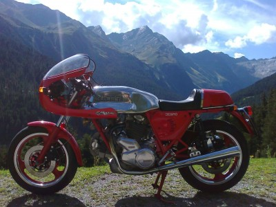 "Ducati MHR - ""Mille-SS"""